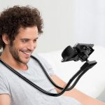 Lazy Cell Phone Holder