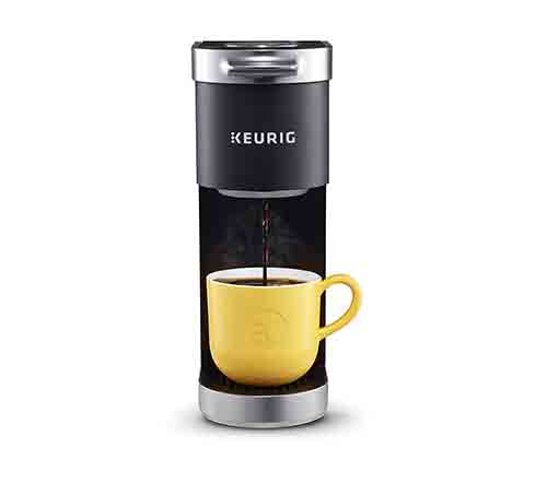 Single Serve Pod Coffee Keurig K-Mini Plus