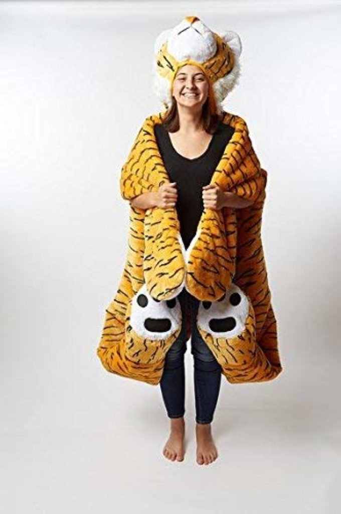 Cool Adult Tiger Sleeping Bag