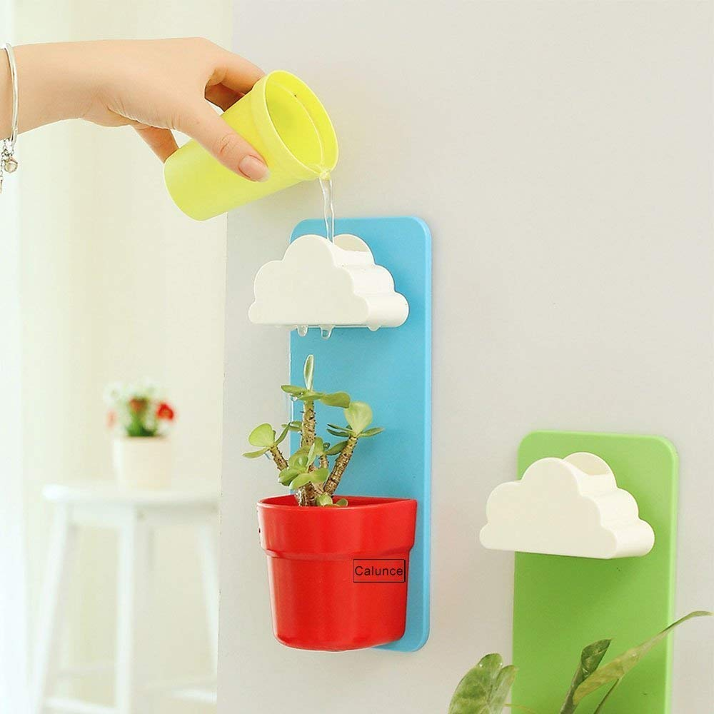 Cool rain cloud watering pot